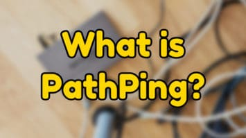 What is PathPing