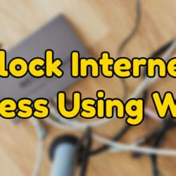 Block Internet Access