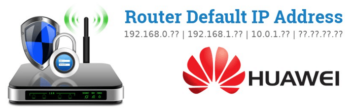 router ip