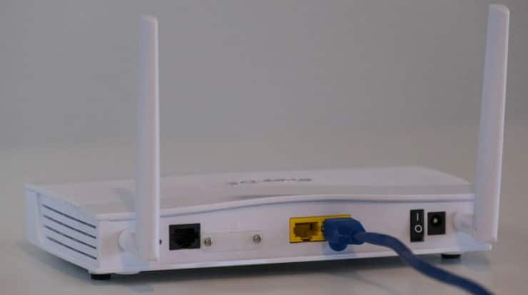 etisalat router login