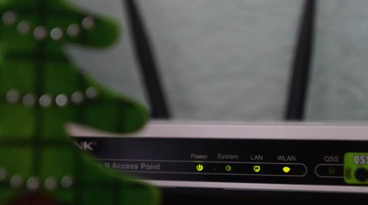 huawei router ip