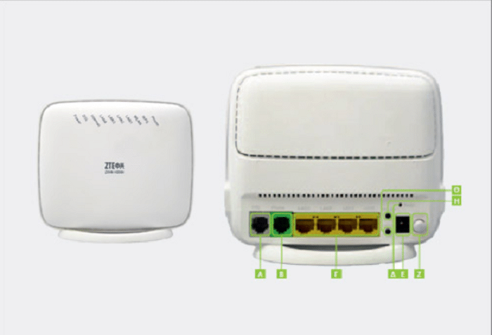 cyta router reset