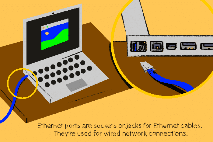 Make Use Of An Ethernet